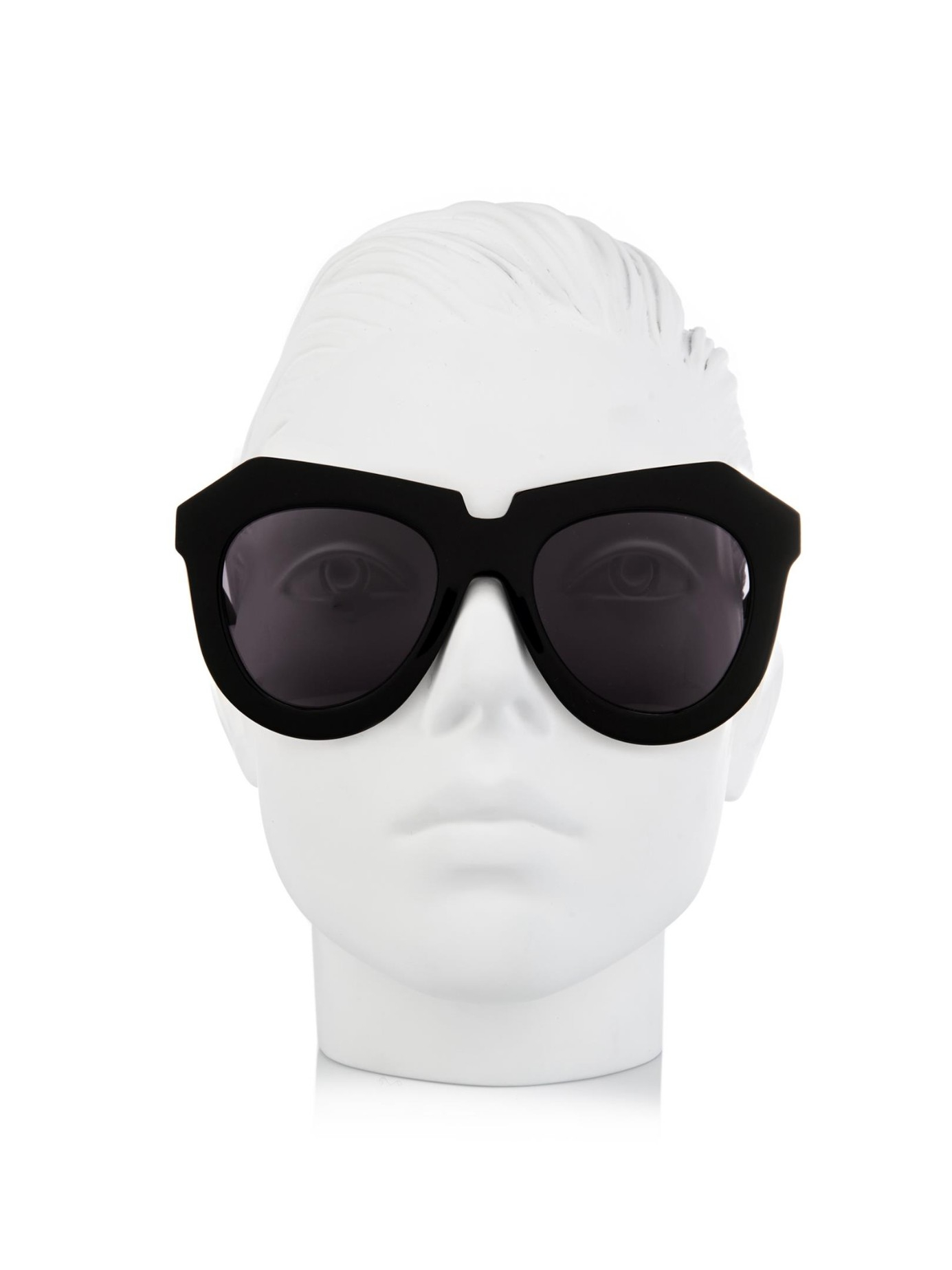 8507fe5cbbdc Karen Walker One Meadow Sunglasses in Purple - Lyst