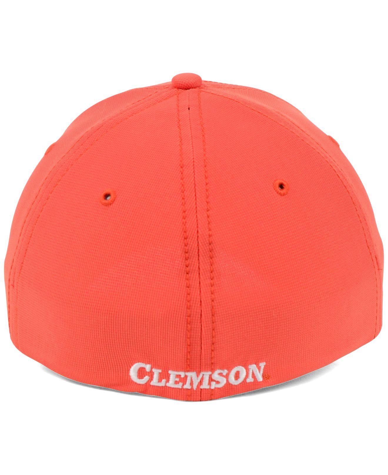 finest selection ef6bf 3f733 ... shop lyst 47 brand clemson tigers ncaa gametime closer cap in orange  c2e53 682bb