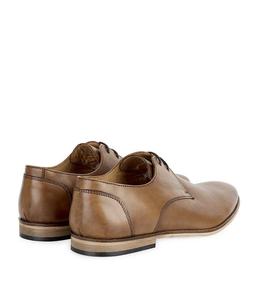 KG by Kurt Geiger Jones Derby Shoe in Natural for Men