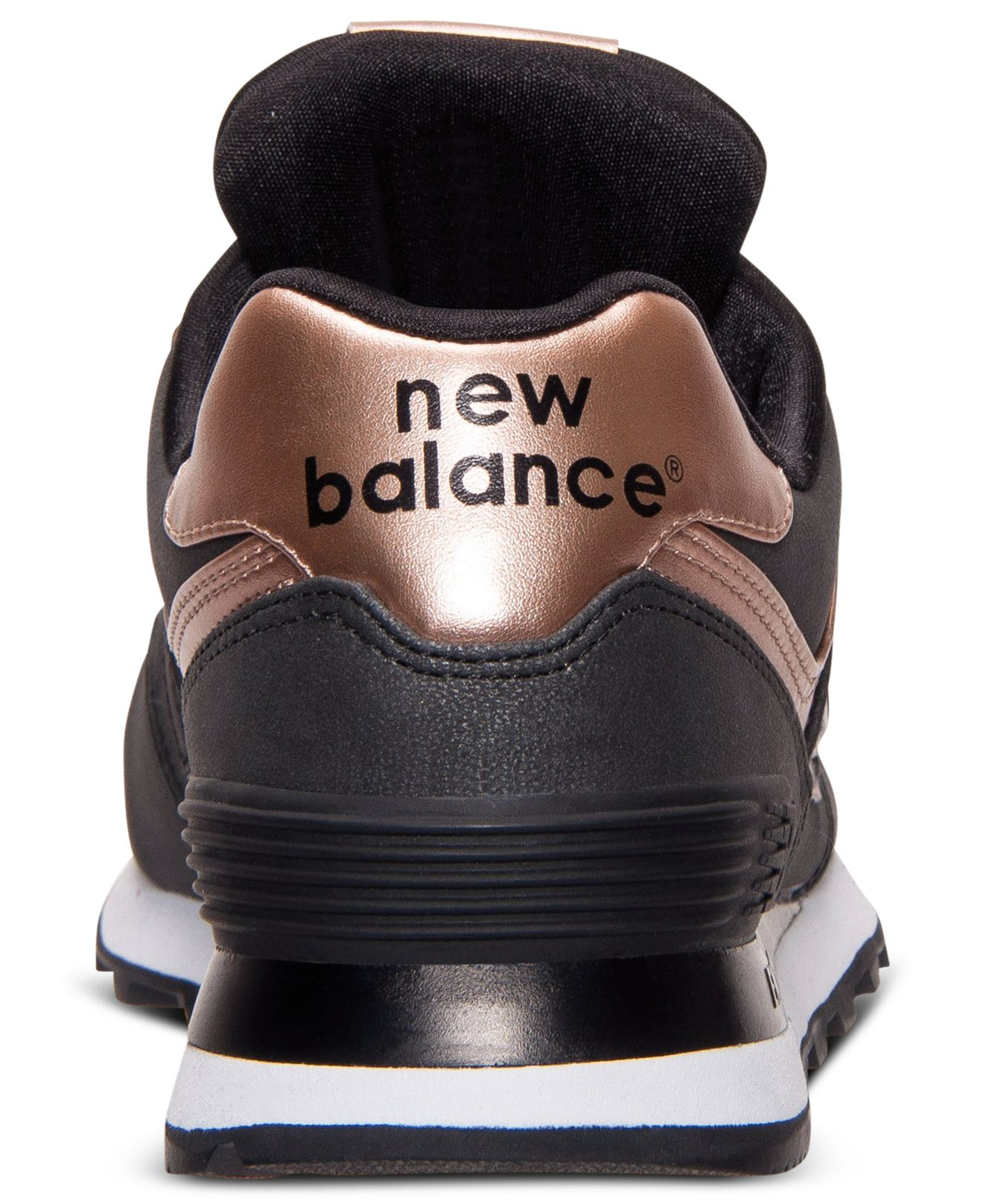 new balance 373 femme noir et rose gold