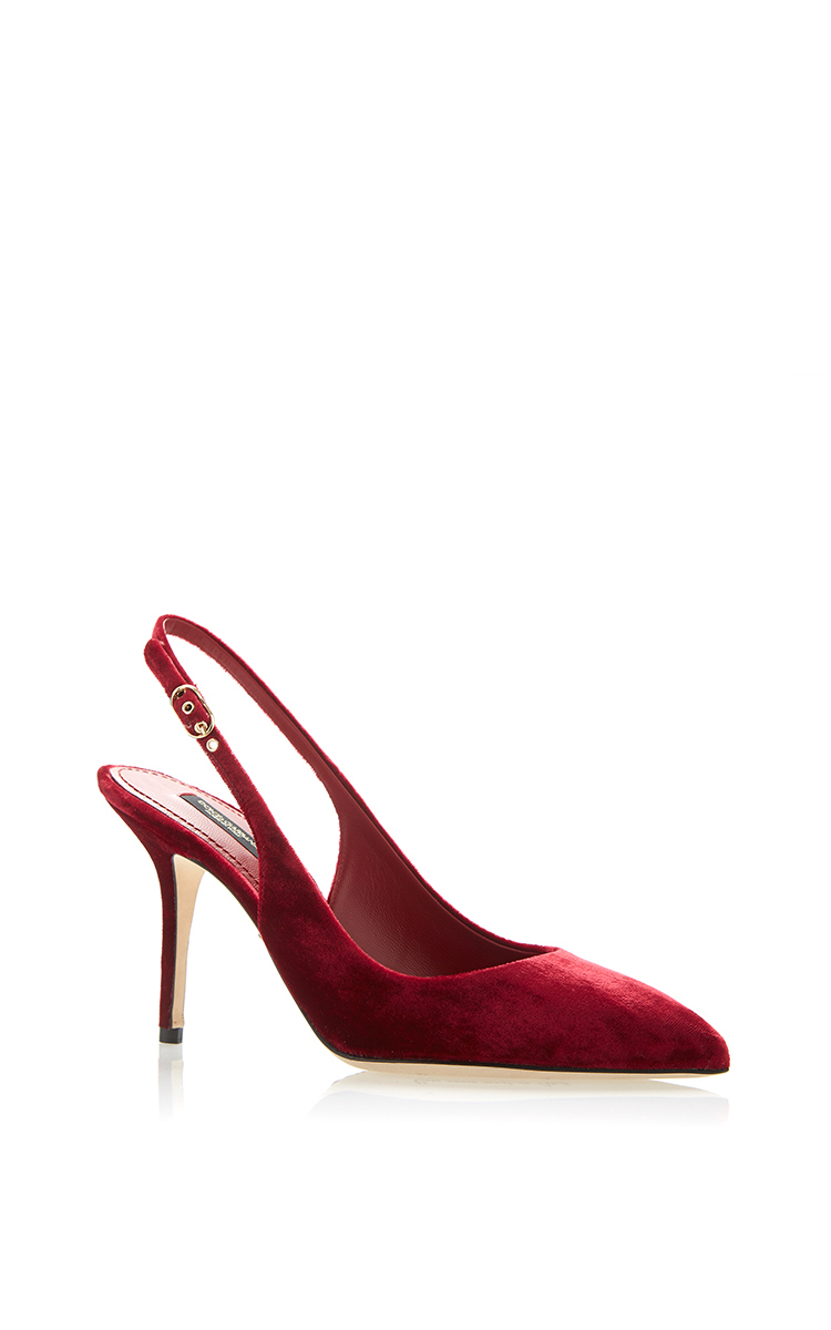 Red Shoes  Inch Heel