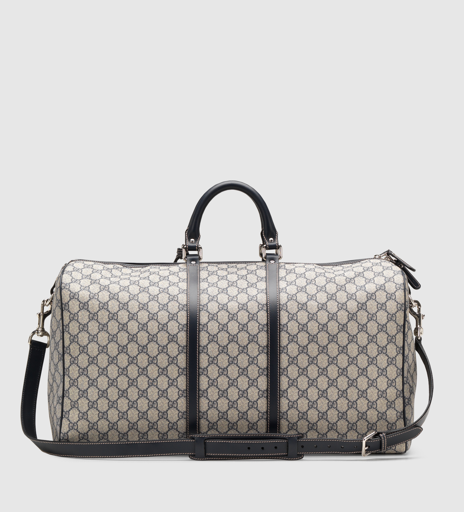 d33d4ddeee5 Lyst - Gucci Large Carry-on Duffle Bag in Gray for Men