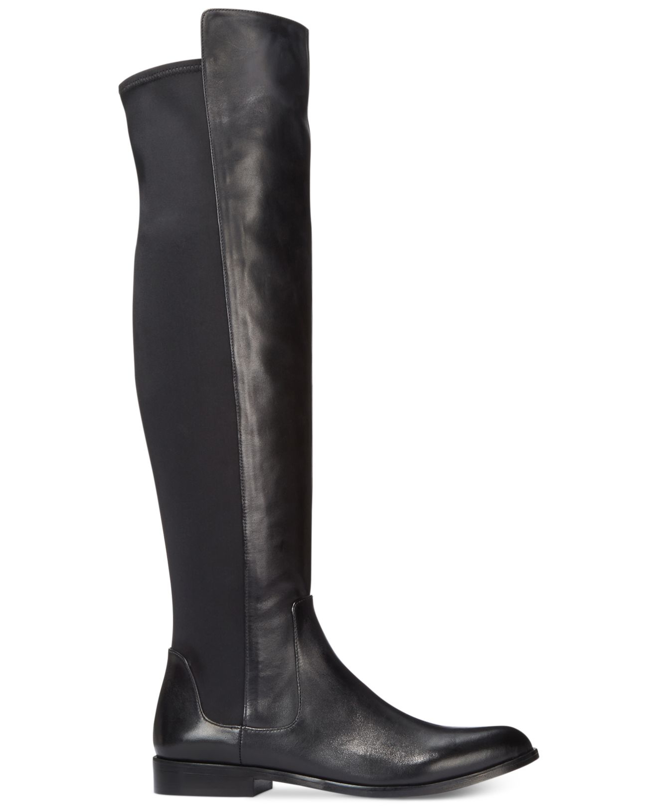 03bbec421c8 Clarks Black Somerset Women's Bizzy Girl Over-the-knee Boots