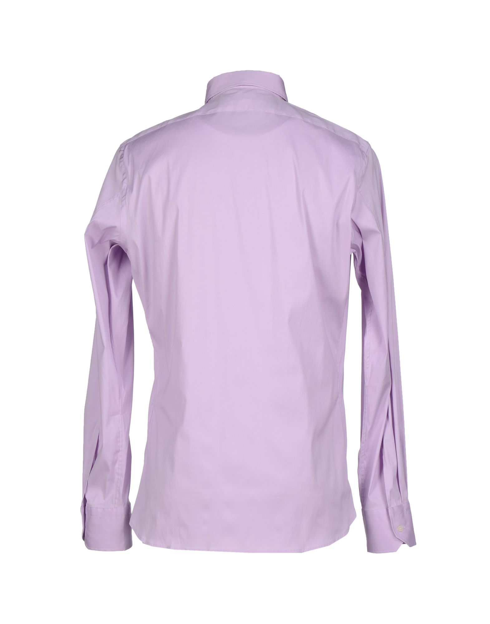 Dondup shirt in purple for men light purple lyst Light purple dress shirt men
