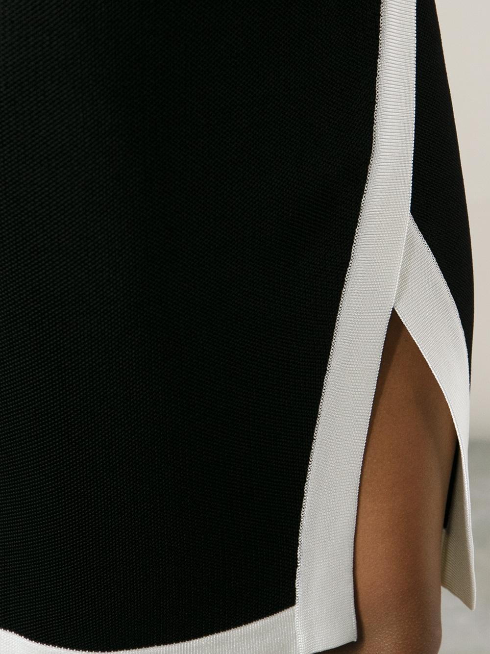 Balmain Pencil Skirt in Black