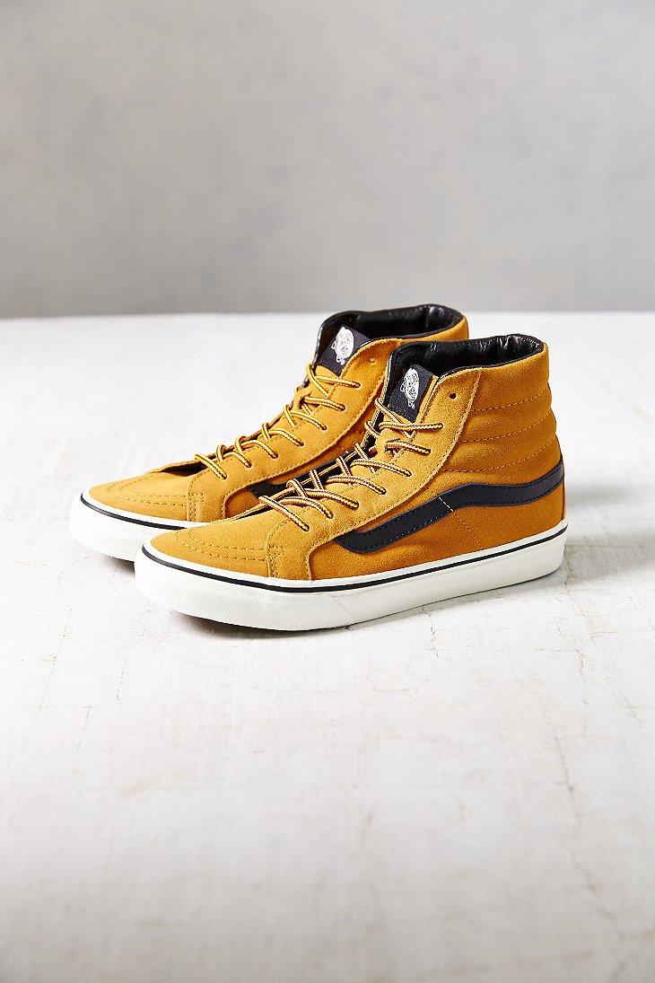 ad5f332cd6 Lyst - Vans Sk8-Hi Slim Hiker Women S Sneaker in Brown