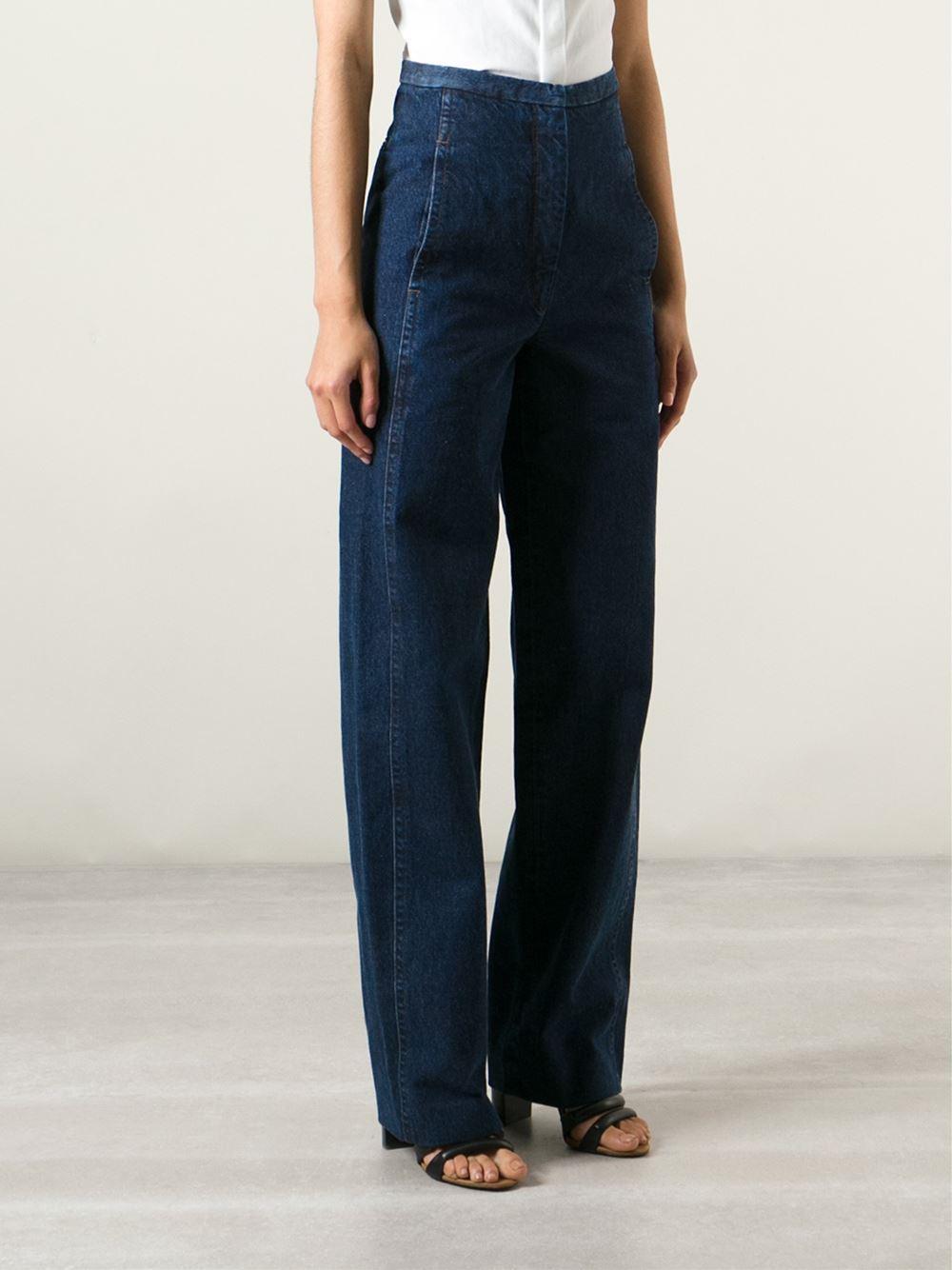 Light Blue Jeans Women