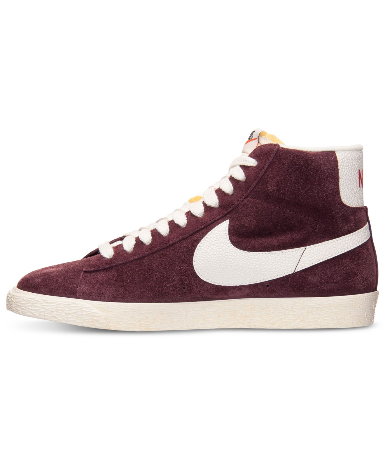 womens nike blazer mid suede vintage casual shoes