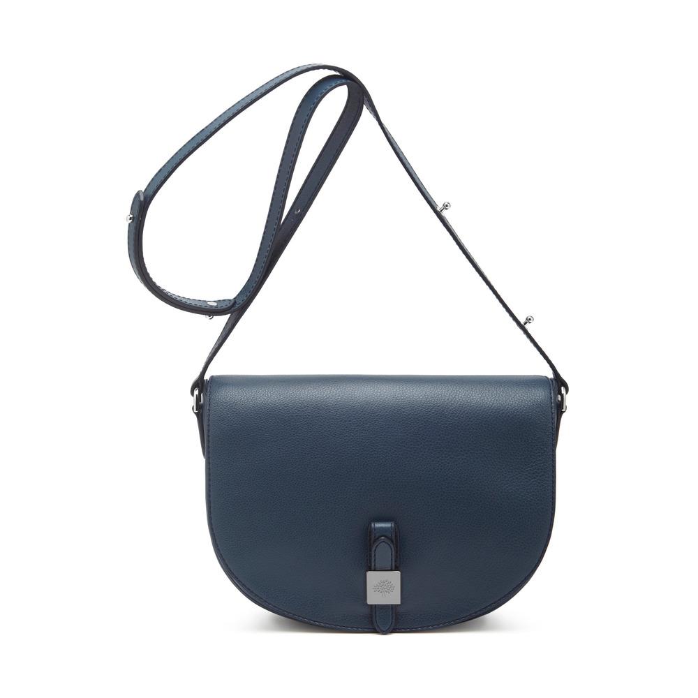 bc72664685 ... shop lyst mulberry tessie satchel womens regal blue in blue 34ef4 51bb5  ...