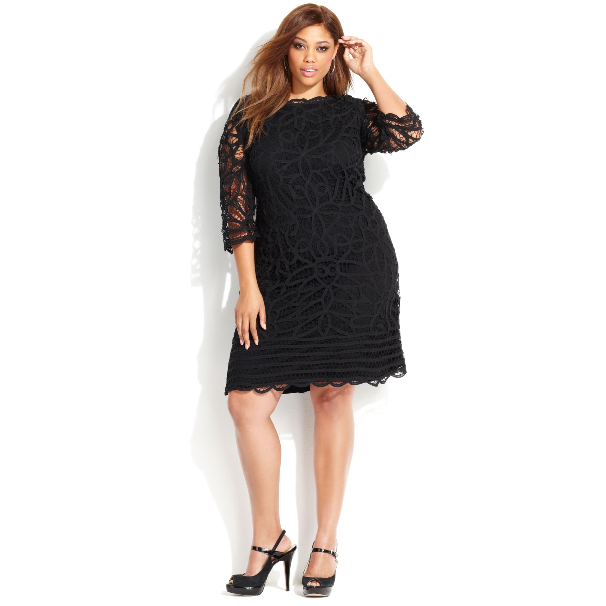plus size dresses gothic