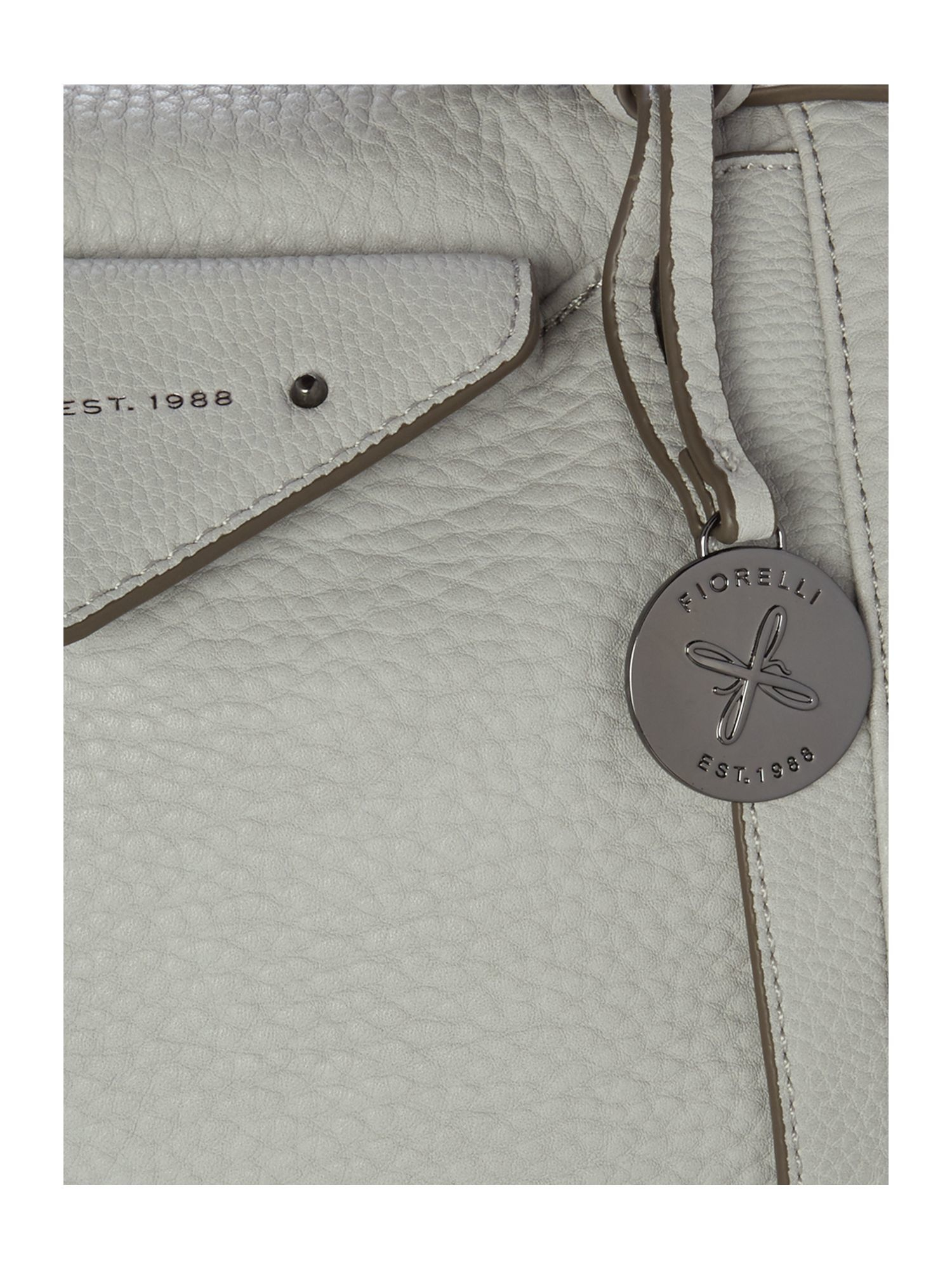 Fiorelli Heston Grey Grab Tote Bag in Grey