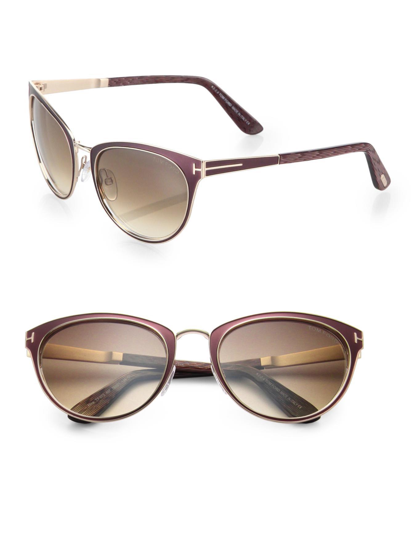 Purple Sunglasses 2017
