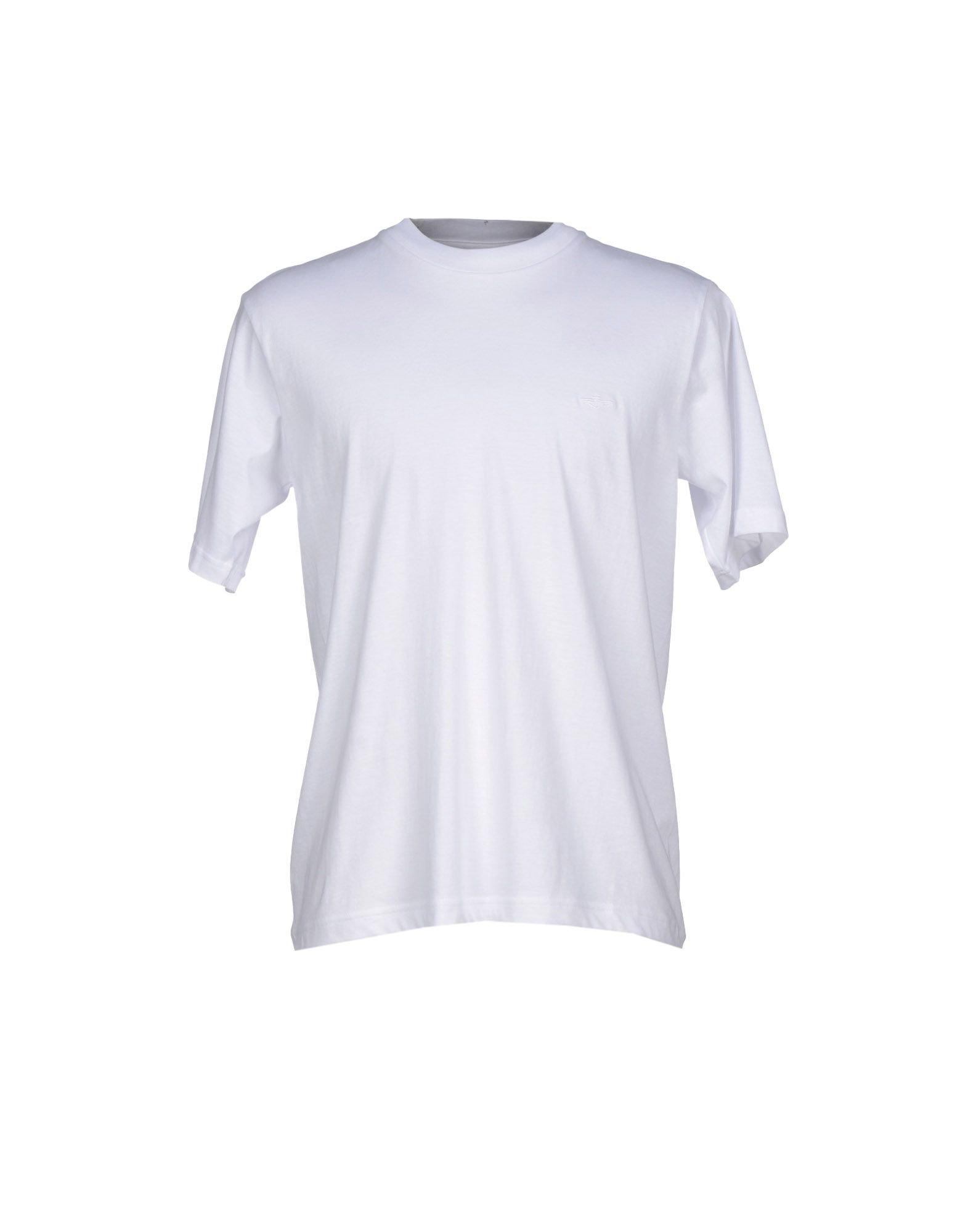 dockers t shirt in white for men lyst