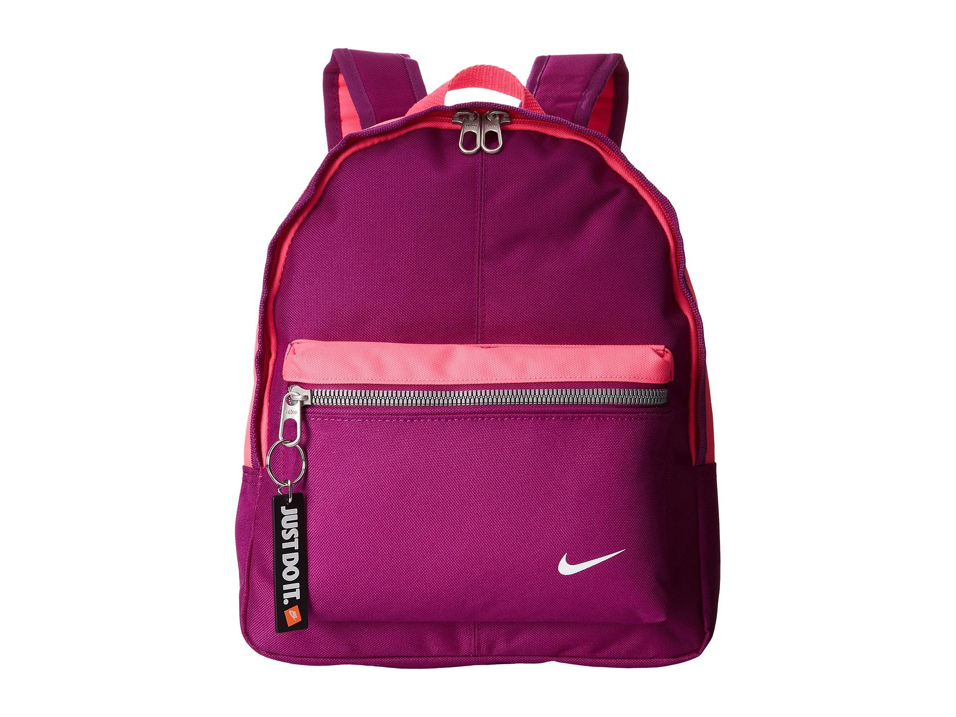 Nike Purple Young Athletes Classic Base Backpack