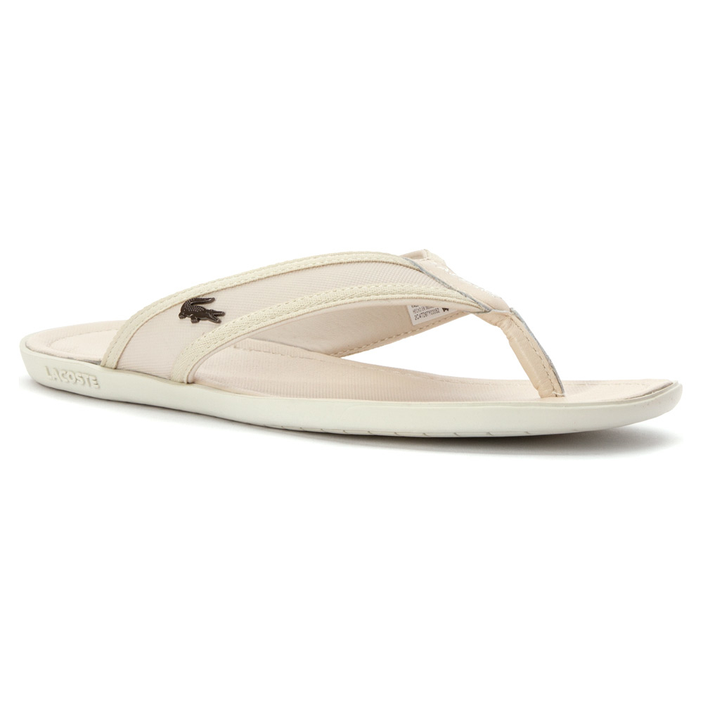9ef53b8efdd3e Lyst - Lacoste Carros 6 Sandal in White for Men
