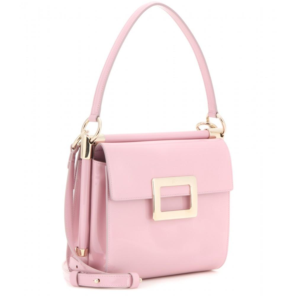 Roger vivier Miss Viv Bag in Pink