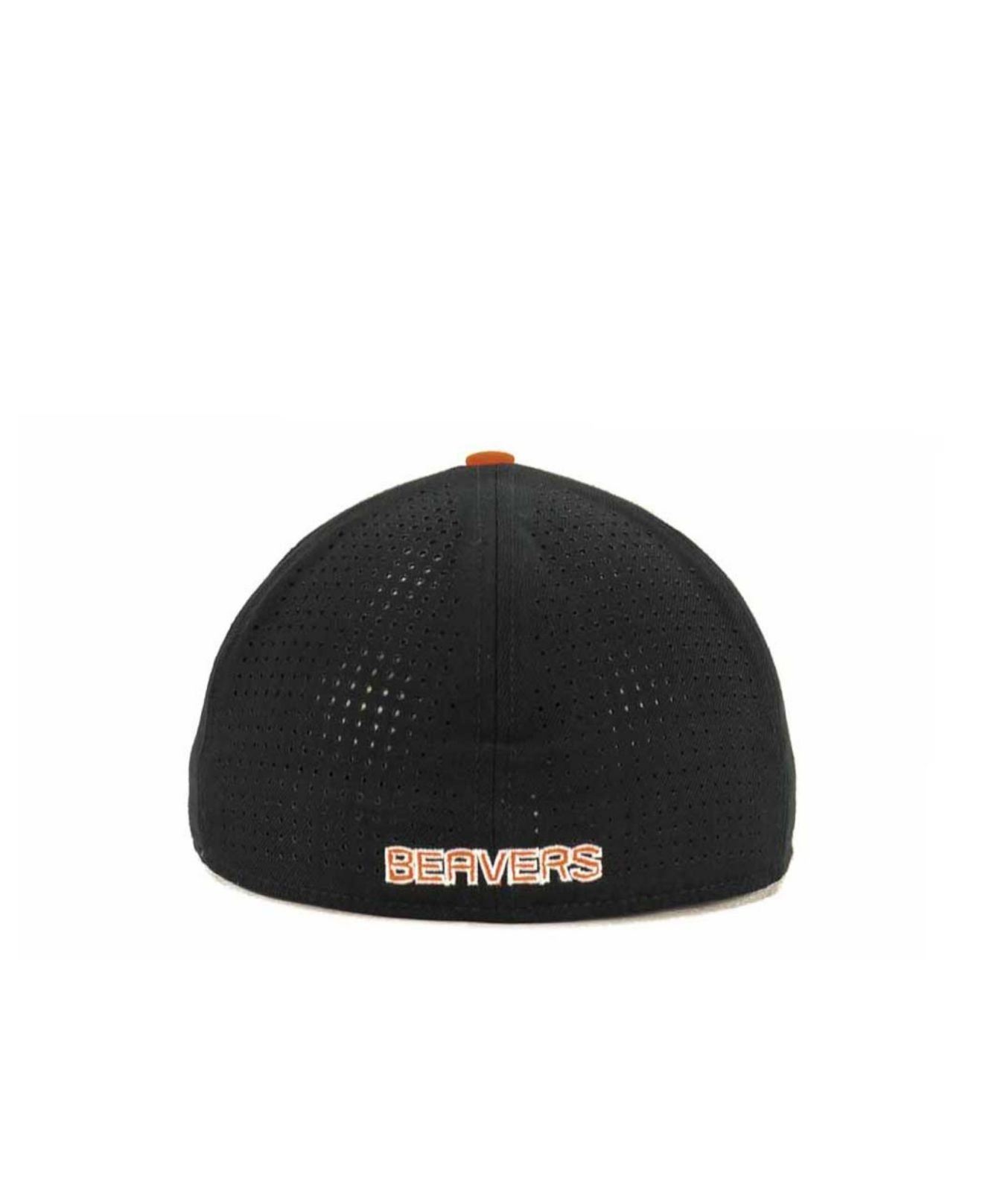 new products 17727 fe38f ... wholesale lyst nike oregon state beavers ncaa authentic vapor fitted cap  in 7c2e9 e0f58