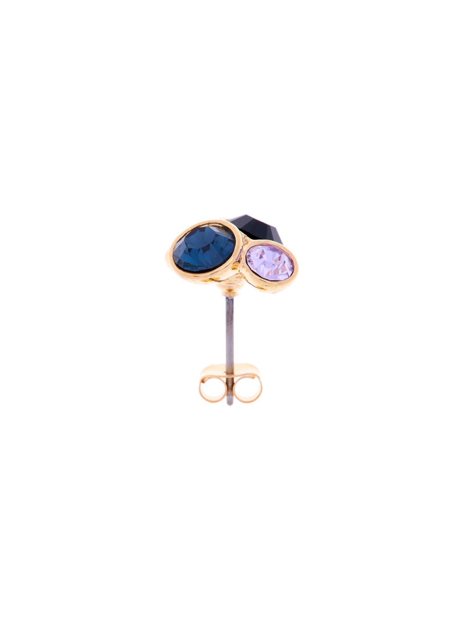 Ted Baker Lynda: Jewel Cluster Earring in Gold (Metallic)