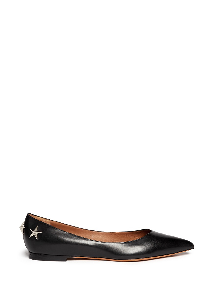 Givenchy Leather Flats