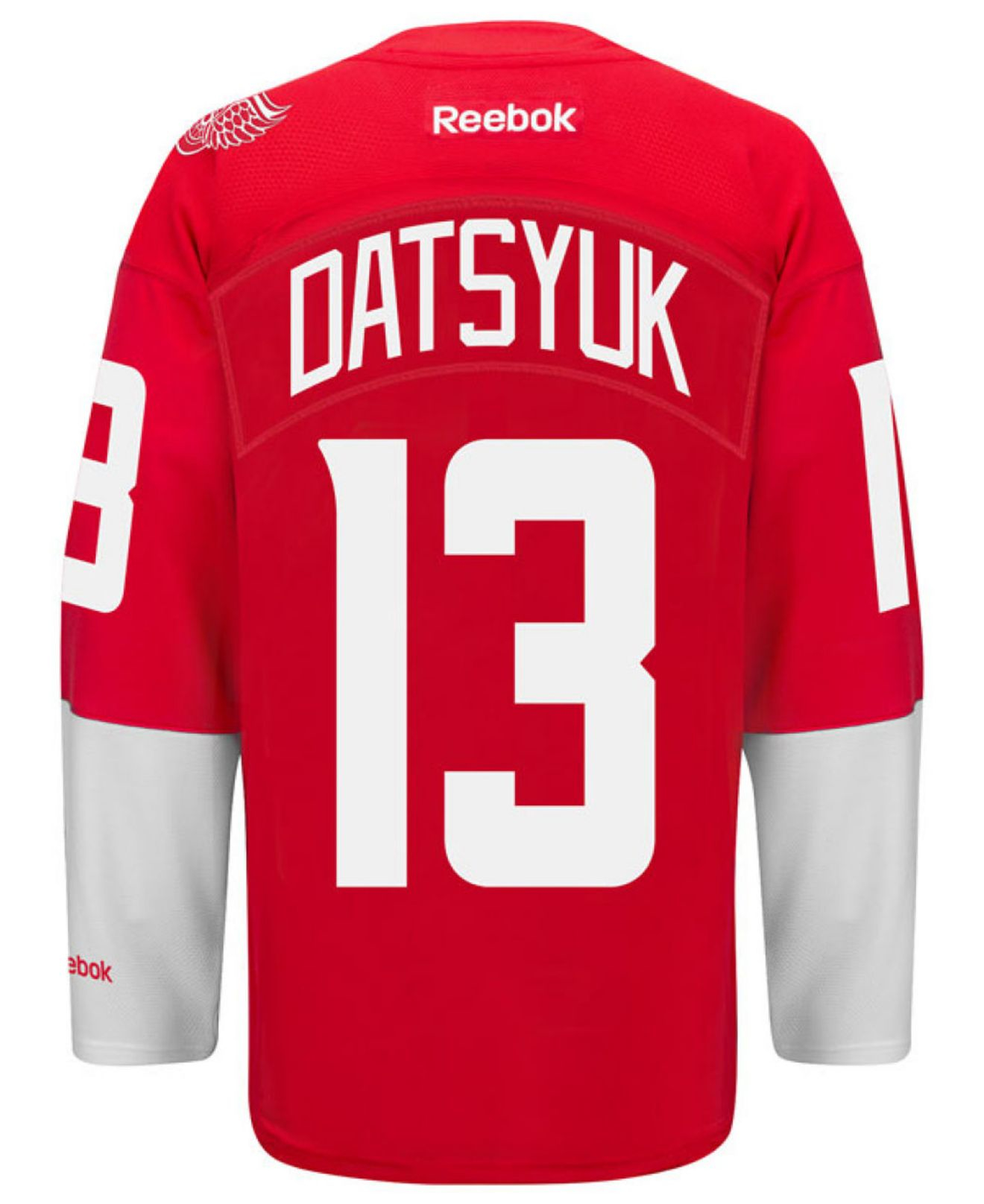 online store de007 9dfdc mens red wings stadium series jersey