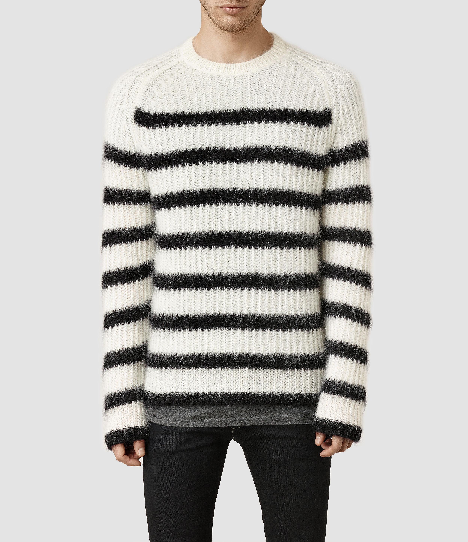 Breton Crew Sweater