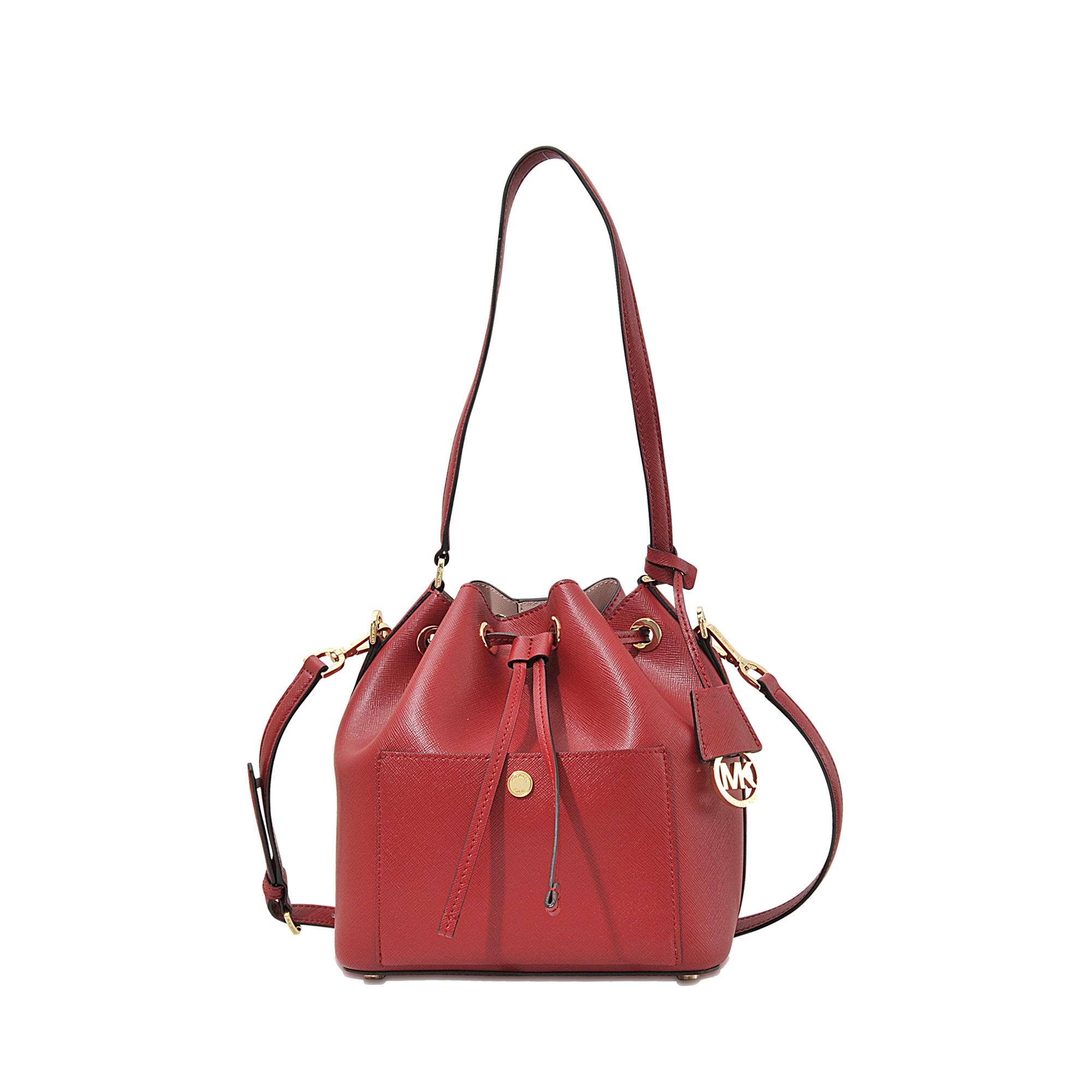 53fc22746df822 Michael Kors Red Bucket Bag On Sale | Stanford Center for ...