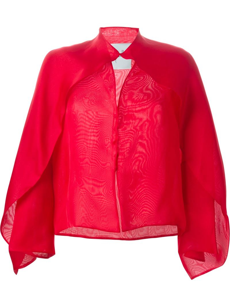 Shop long silk jacket at Neiman Marcus, where you will find free shipping on the latest in fashion from top designers.
