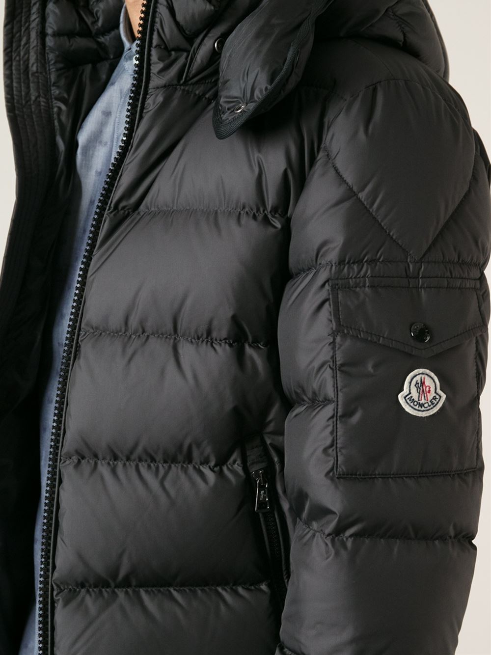 4a0e70d76 Moncler 'himalaya' Padded Jacket in Black for Men - Lyst