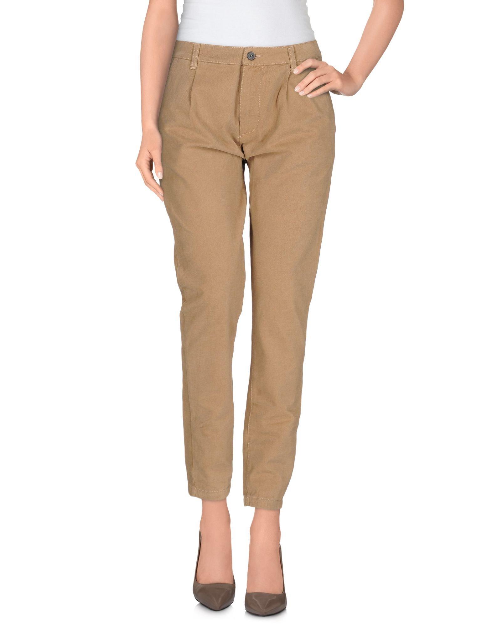 Fantastic  Off The Clock Khaki Pants In Brown For Men Portland Brown  Lyst