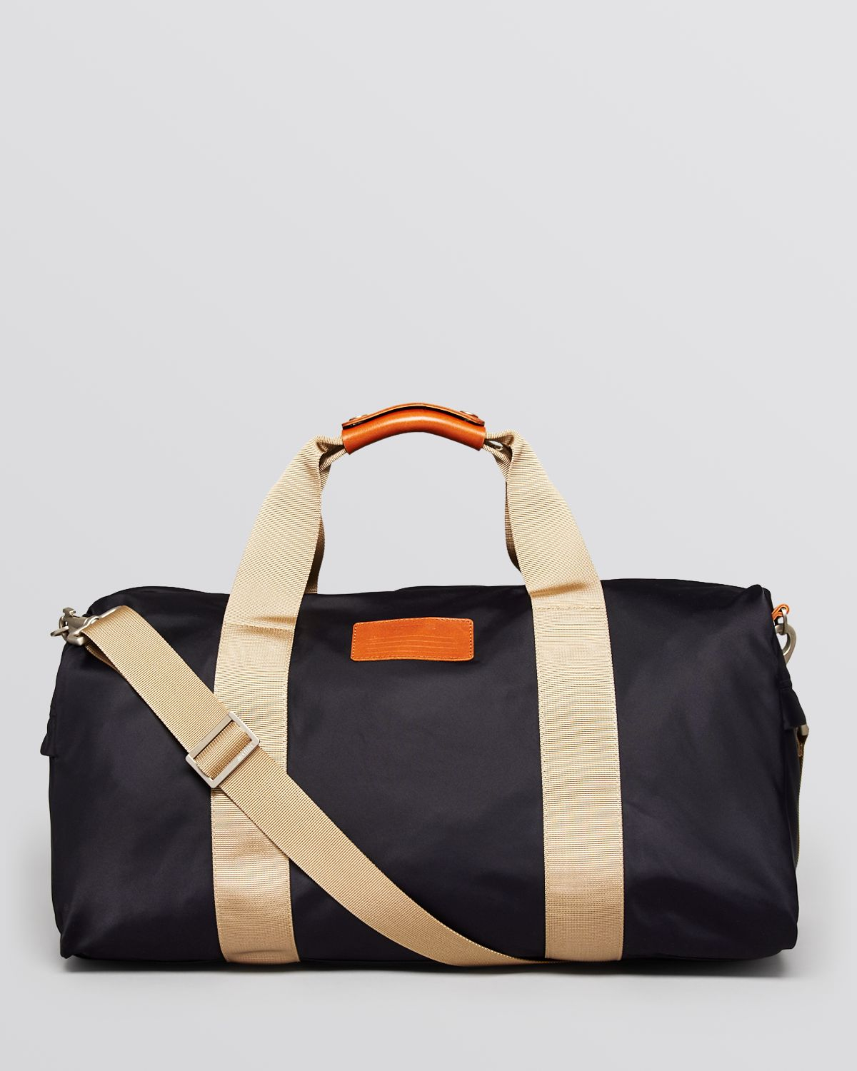 d1b1f3f44a2 Jack Spade Pilot Nylon Duffel Bag in Black for Men - Lyst