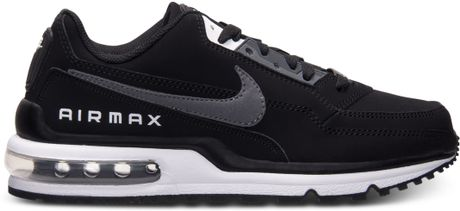 black and white air max ltd