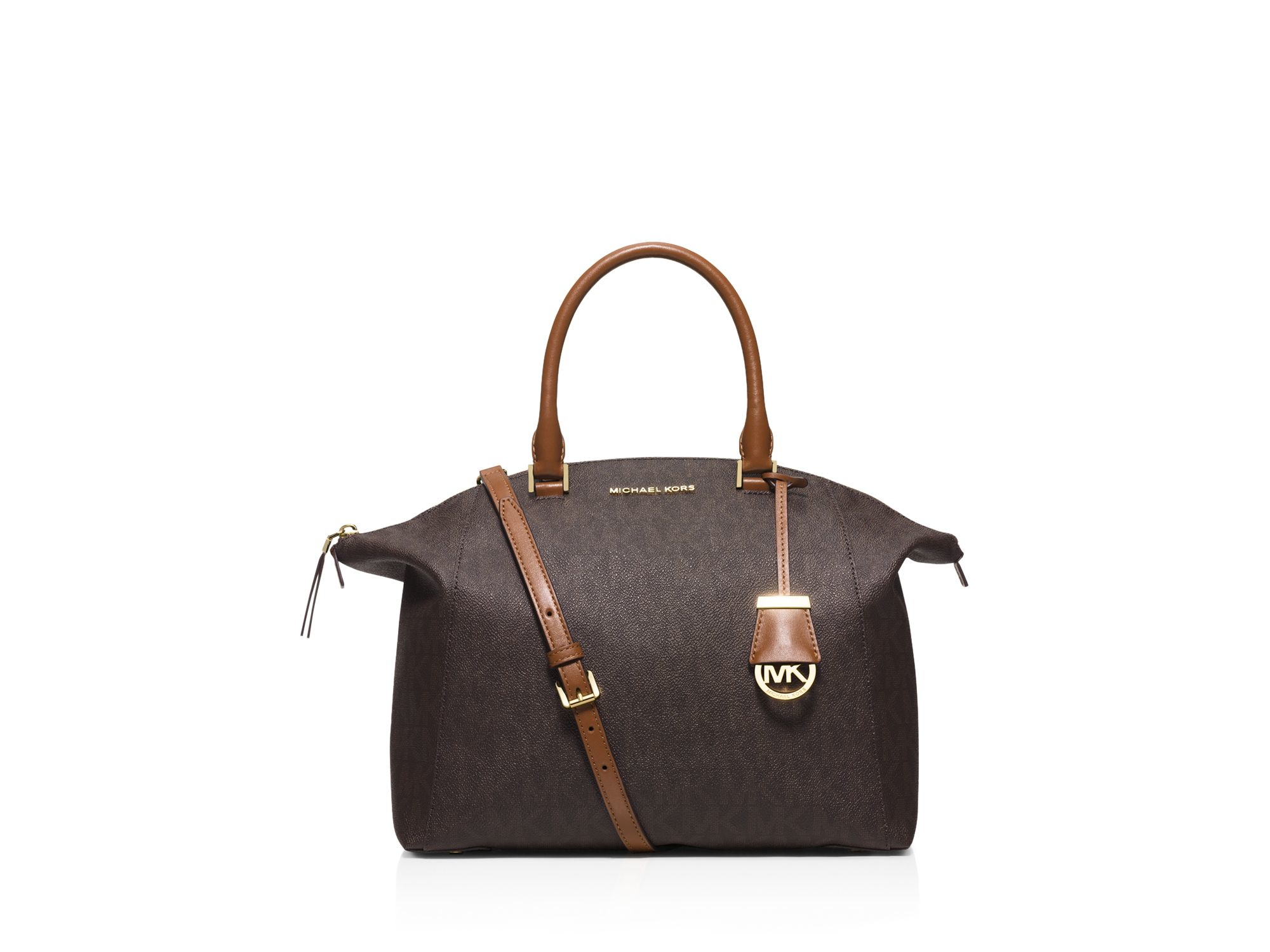 5bea4a122f Gallery. Previously sold at  Bloomingdale s · Women s Michael By Michael  Kors Riley ...