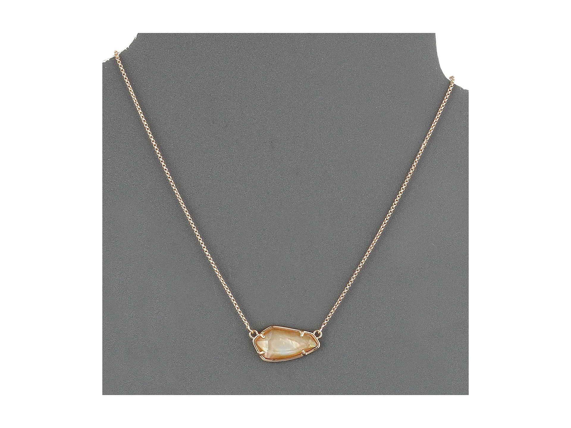 Kendra Scott Cami Necklace In Pink Lyst
