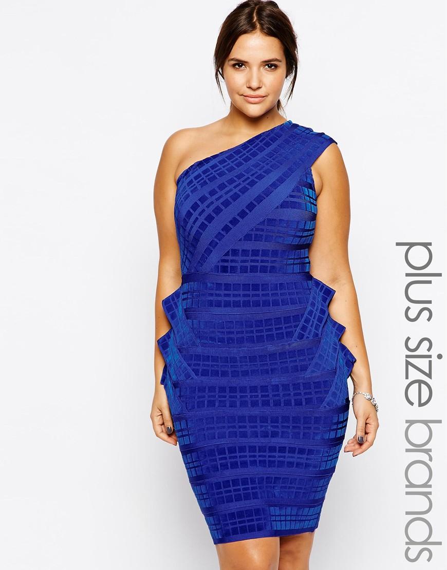 Plus Size Esta Bandage Dress