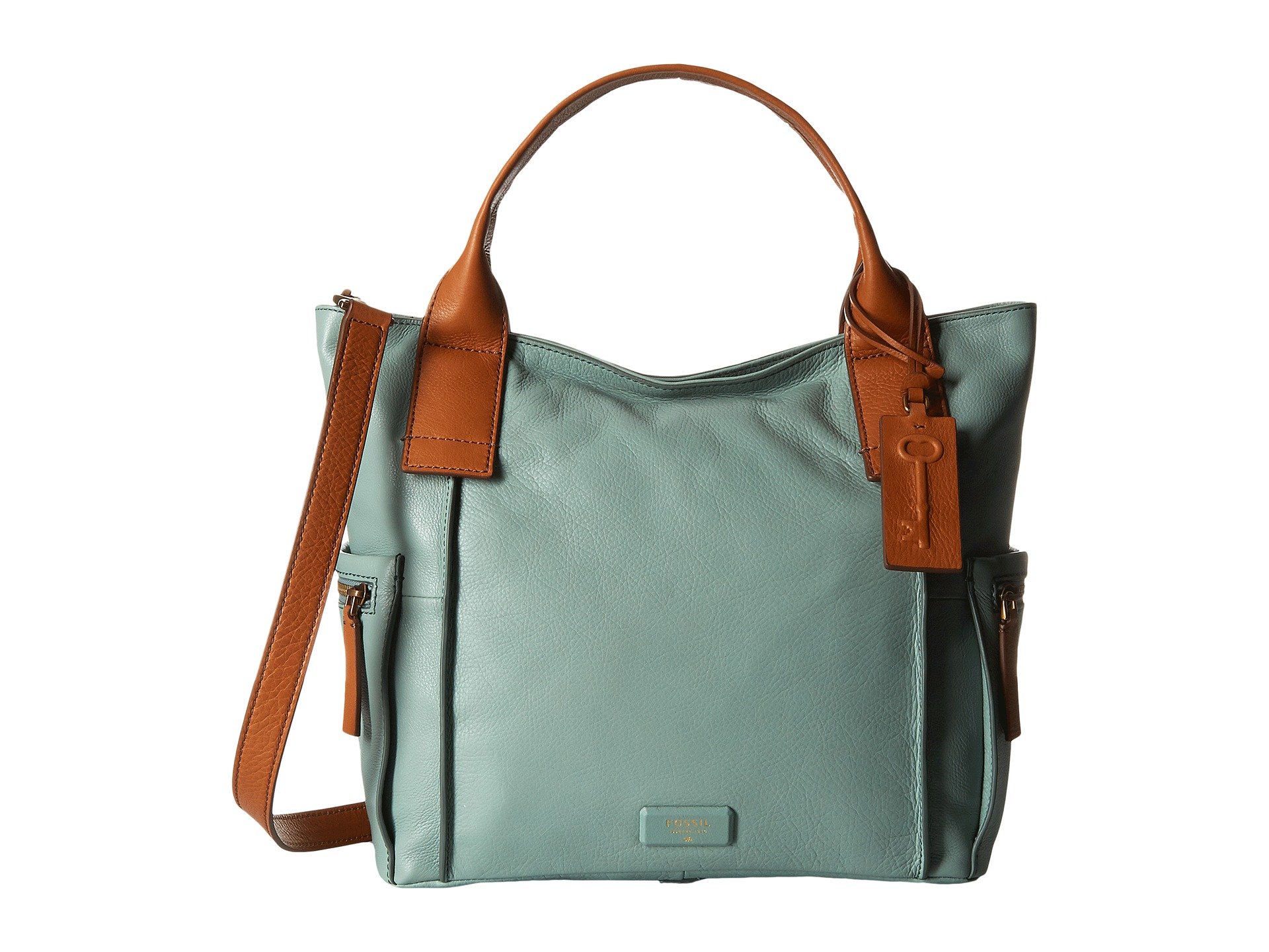 Fossil Emerson Satchel Lucy Bag Images Of