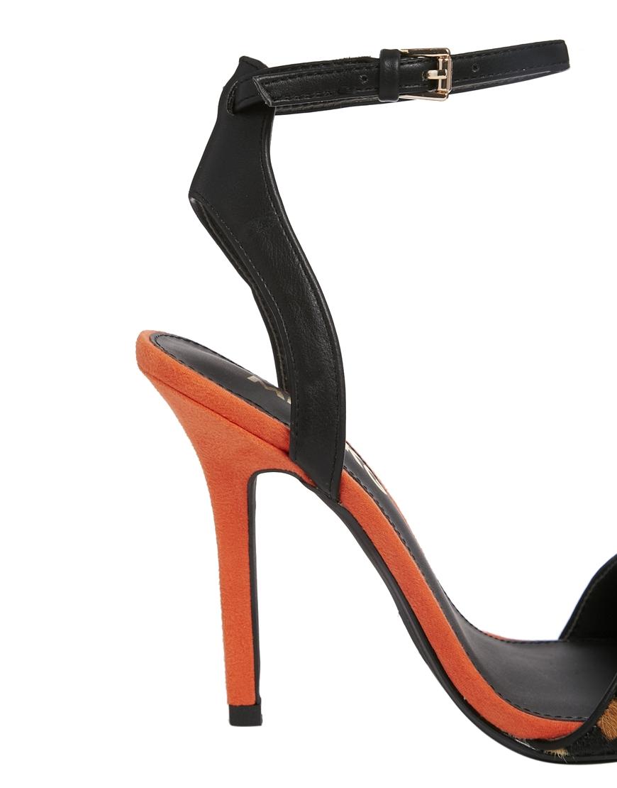 San Dona Open Toe Block Mid Heel Sandals HH01 - Tan. Source · Open Toe