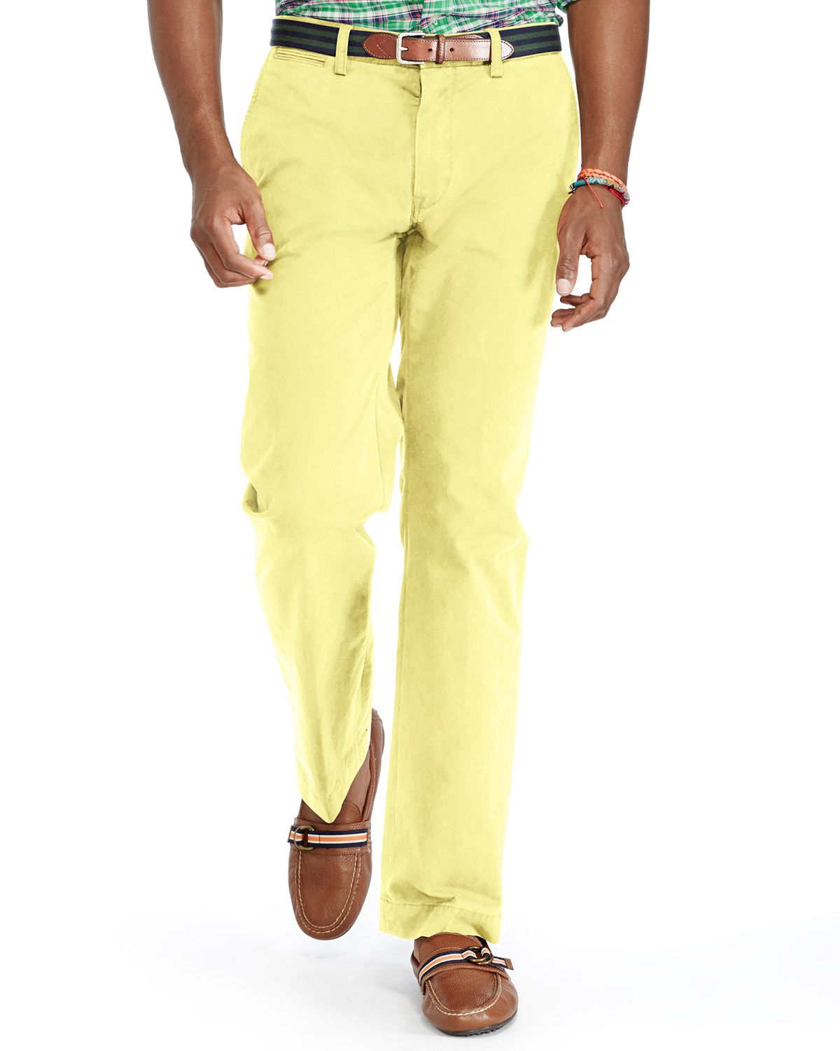 Ralph Lauren Polo Classic Fit Lightweight Chino Pants In