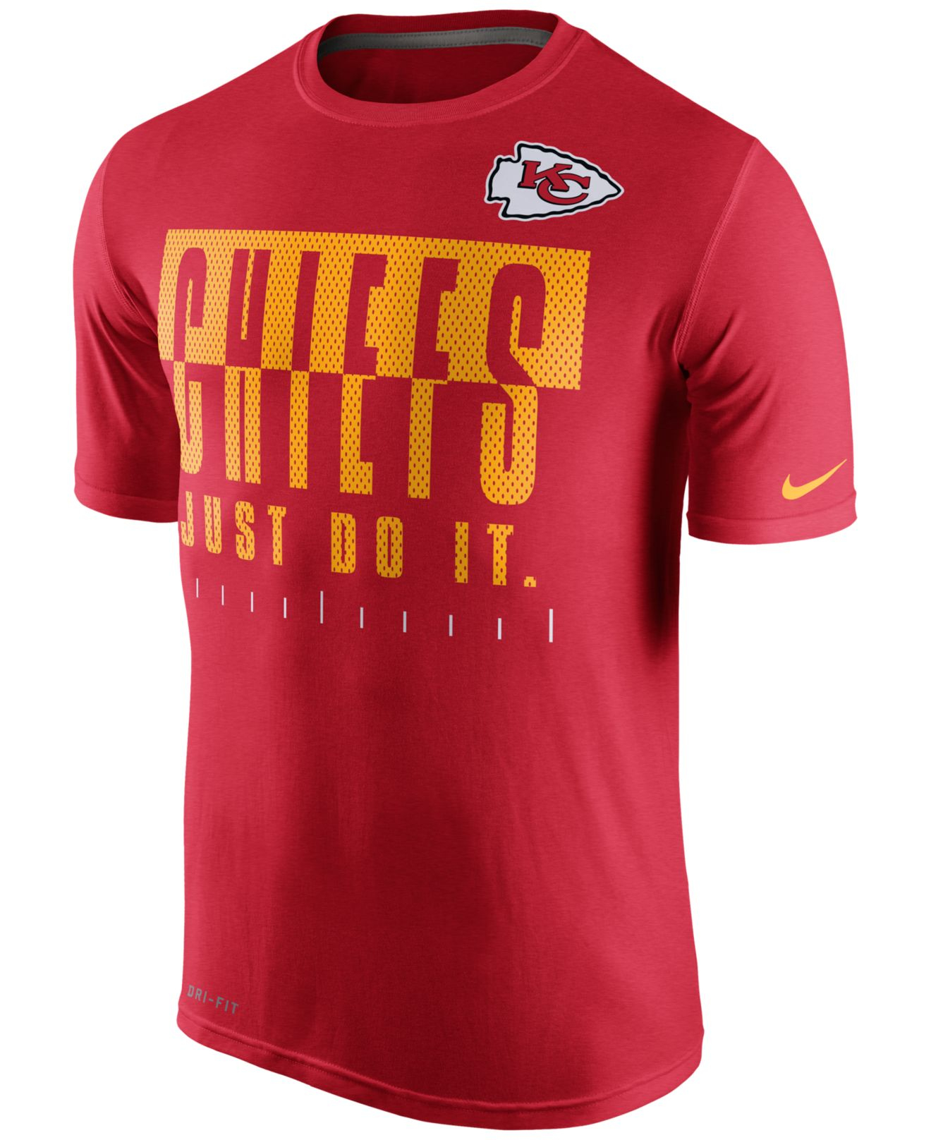 Nike T Shirts Just Do It Nike Men's Kansas City...