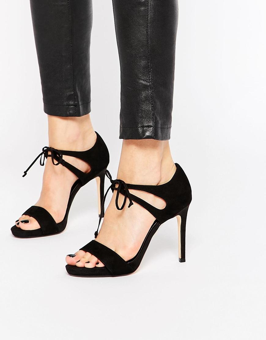 Black sandals dune - Gallery
