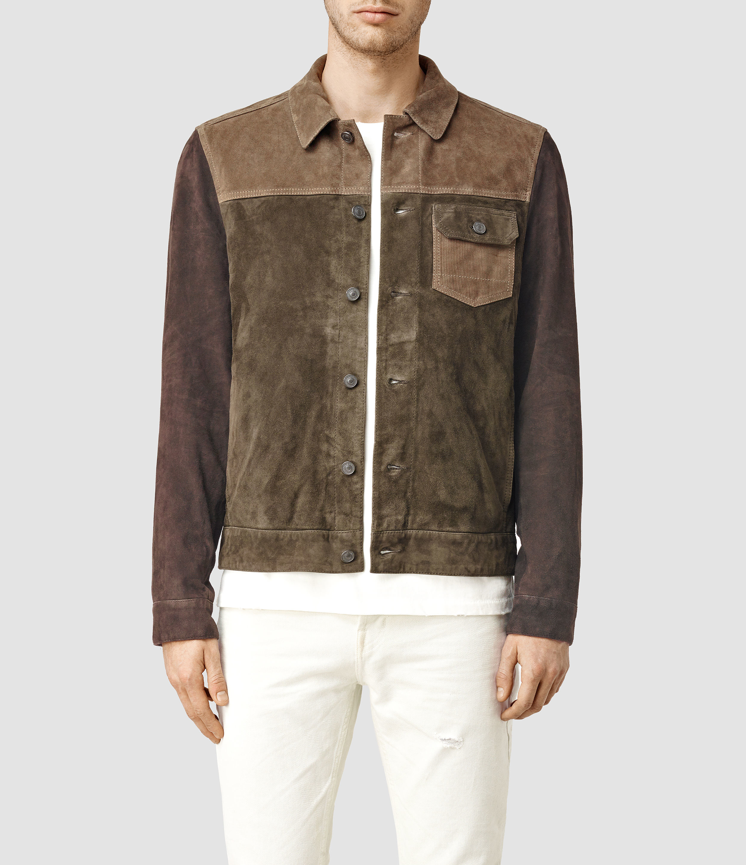 how to clean up leather jacket