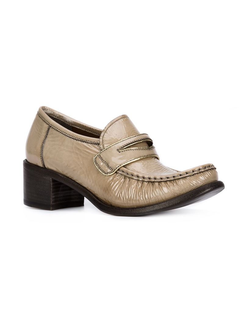huge surprise buy online outlet Silvano Sassetti heeled loafers ZgTGjUS