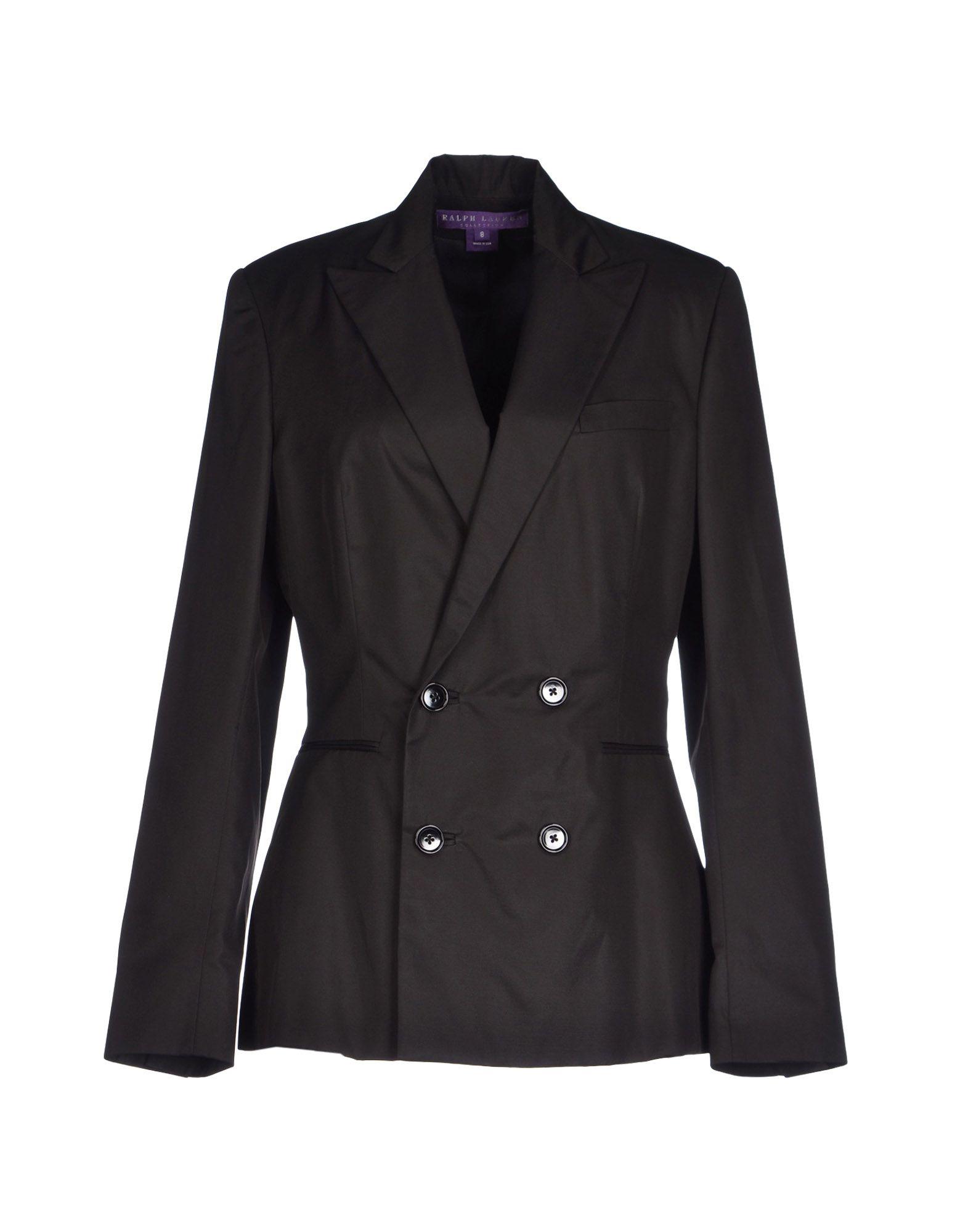ralph lauren collection blazer in black lyst. Black Bedroom Furniture Sets. Home Design Ideas