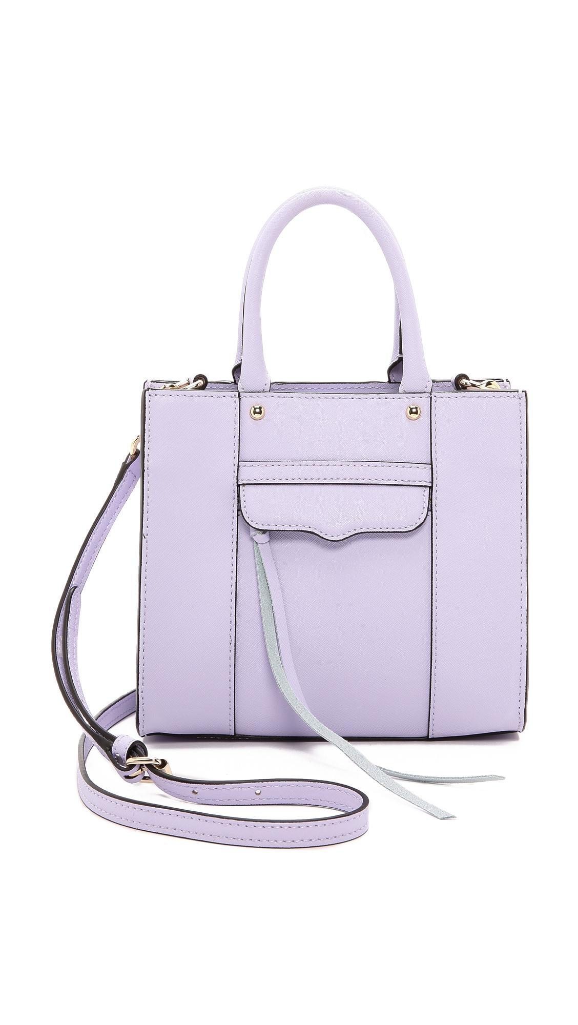 Rebecca Minkoff Leather Rebecca Minkoff - Lilac in Purple