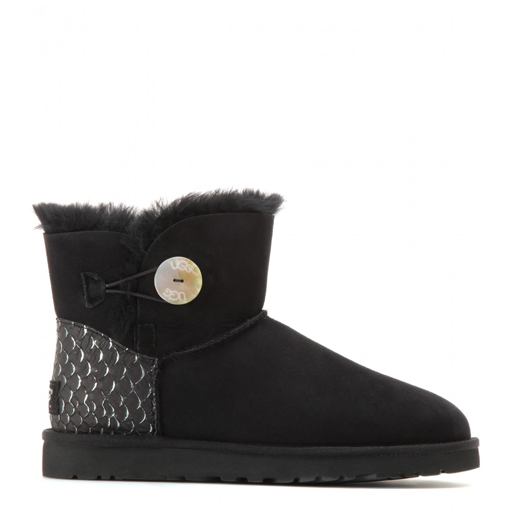 ugg australia perla mini bailey button boots