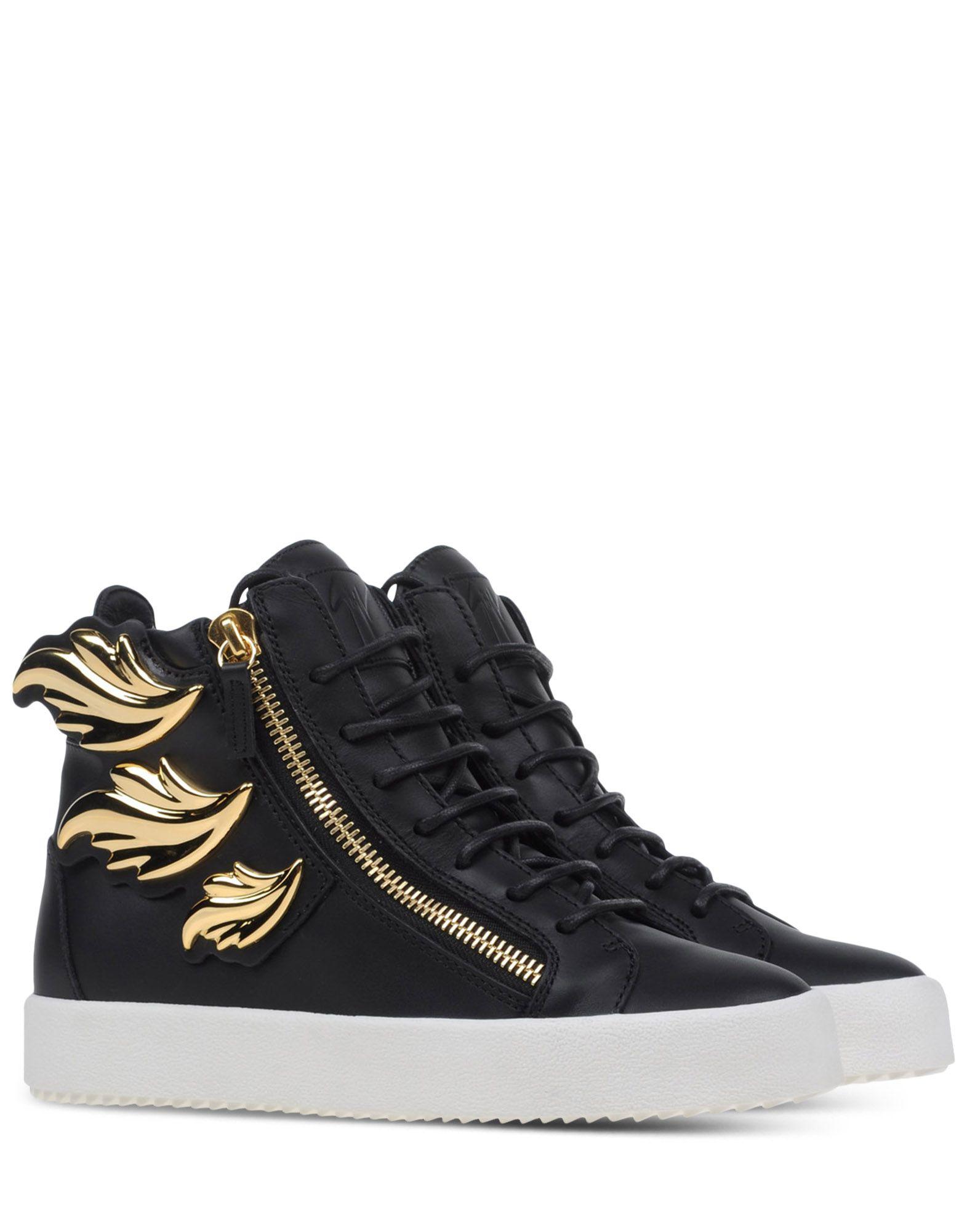 Giuseppe Shoes White