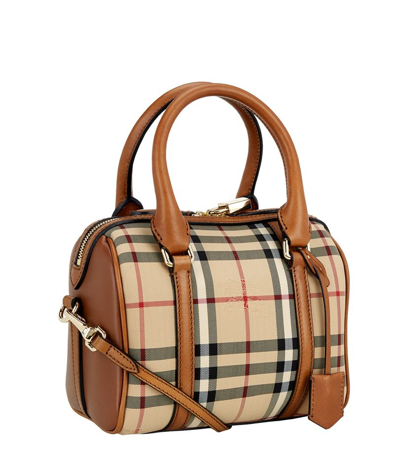 6bd90d18af81 Gallery. Previously sold at  Harrods · Women s Burberry House Women s  Leather Messenger Bags ...
