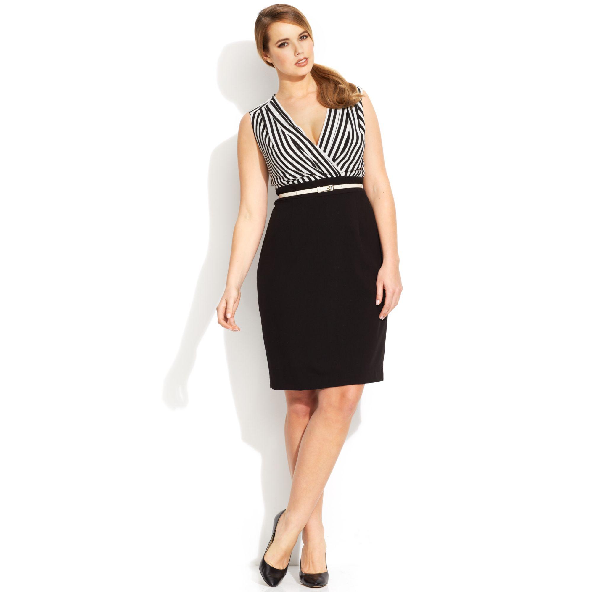 plus length attire three/four sleeve