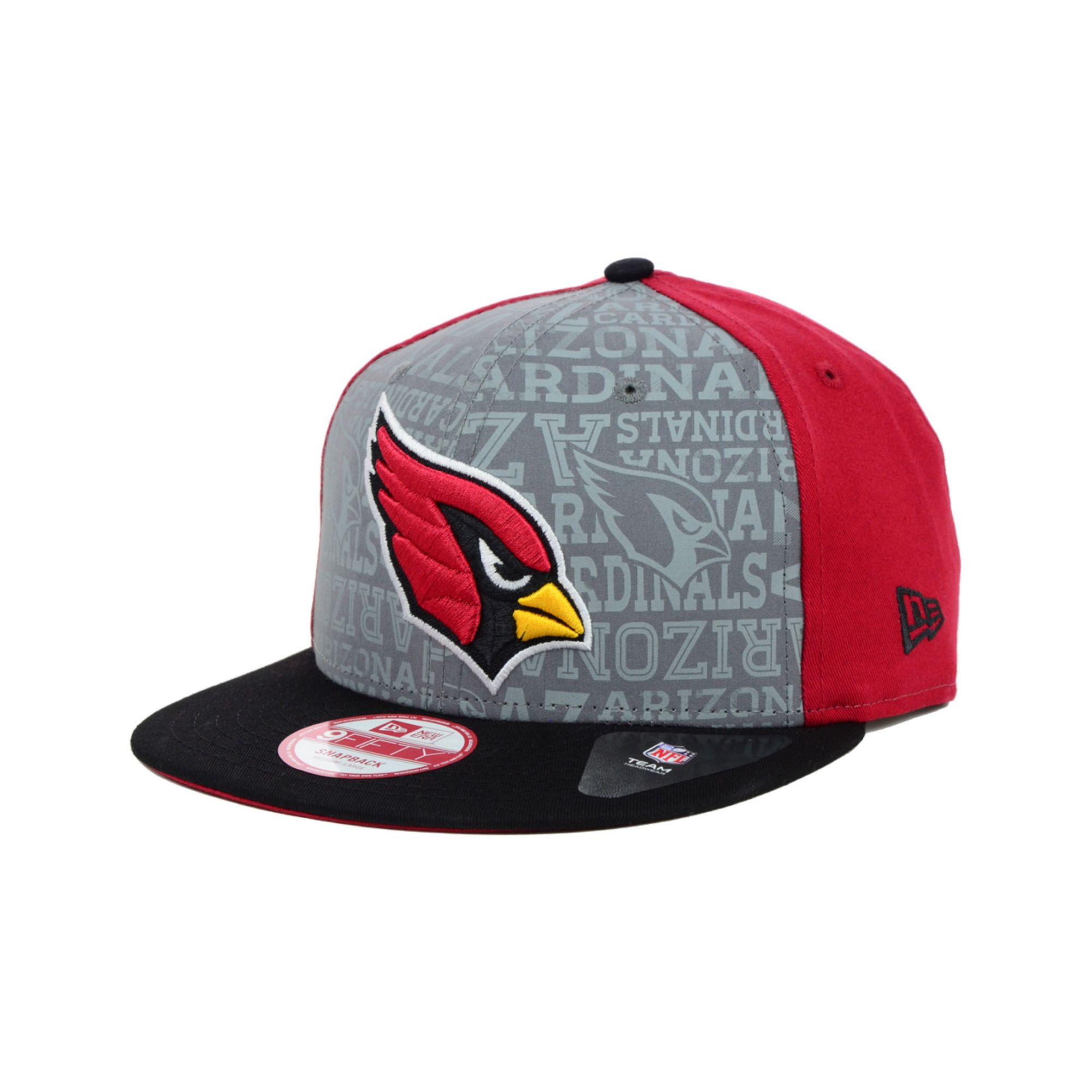58fcb6ea79499e ... new era nba gold rush pin 9fifty snapback cap 40bf2 7f3c0; switzerland  best deals on e4c7f 8561c lyst ktz kids arizona cardinals nfl draft 9fifty  ...