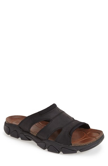 f23da5351efd Lyst - Keen  daytona  Slide Sandal in Black for Men