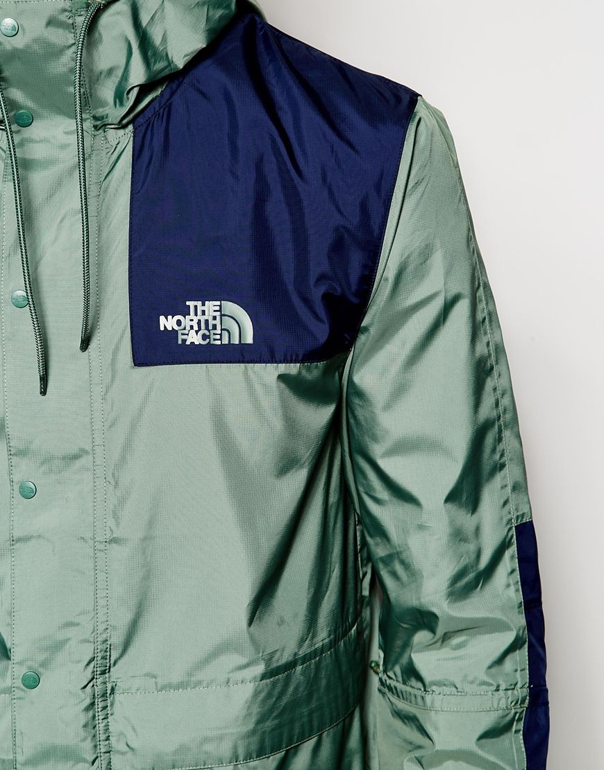 e2ee83b6cc Lyst - The North Face 1985 Mountain Jacket in Green for Men